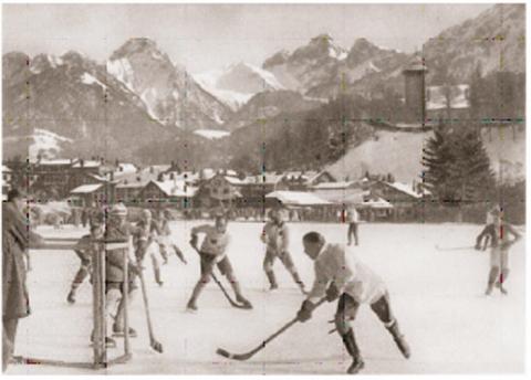 Počátky hokeje v Kanadě