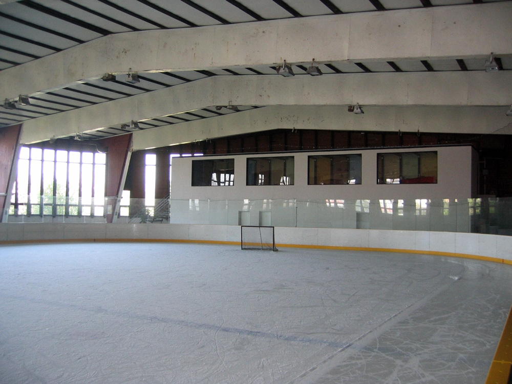Kobra Praha stadion