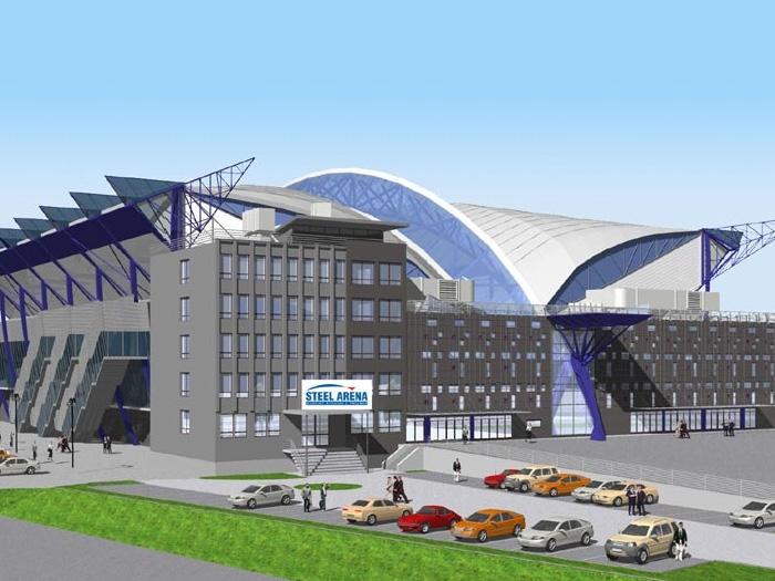 Steel Arena - Košický štadión Ladislava Trojáka