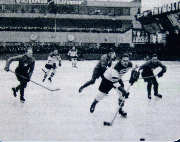 Pražská Štvanice 1931